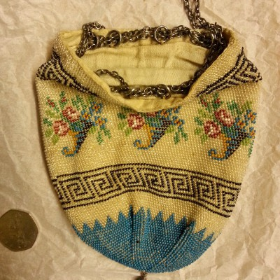 beaded bag - Knitting & Crochet Guild