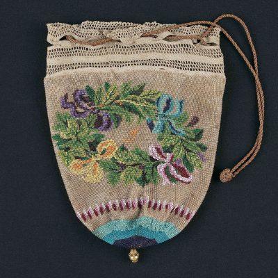 bead knit history