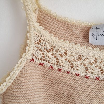 Lace-edged Camisole