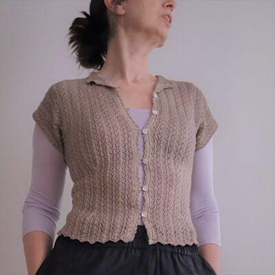 Fine Lace blouse