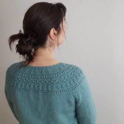 Marble Hill cardi